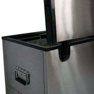 Двухкамерный автохолодильник Alpicool BCD125