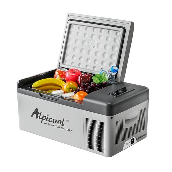 Автохолодильник компрессорный Alpicool C15